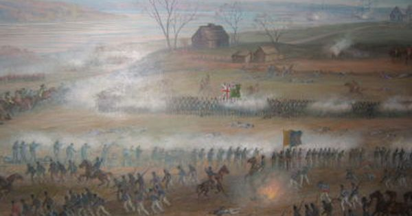 Battle Of Crysler S Farm War Of 1812 Canadian Military Today In History