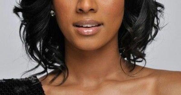 Black Hair Styles Hair Styles Pinterest Black Hair