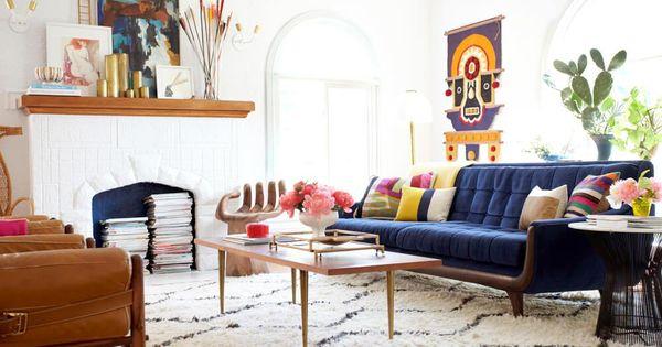 samt sofa | wohndesign | wohnzimmer ideen | brabbu