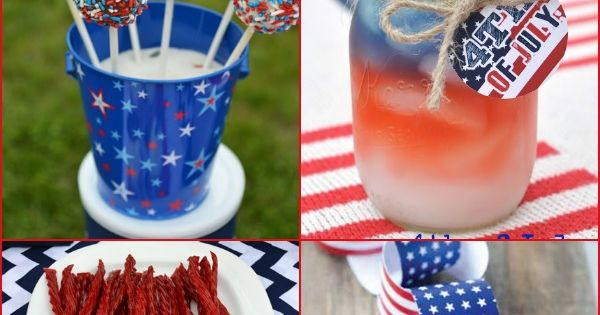 simple 4th july decorations