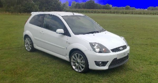Ford Fiesta 2 0 St Carros