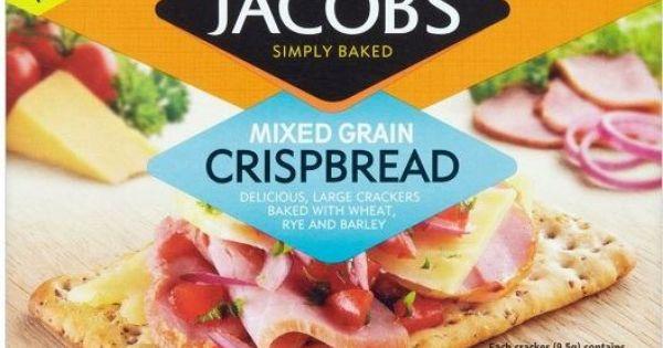 Jacob Crisp Bread Syns My Slimming World Pinterest Breads