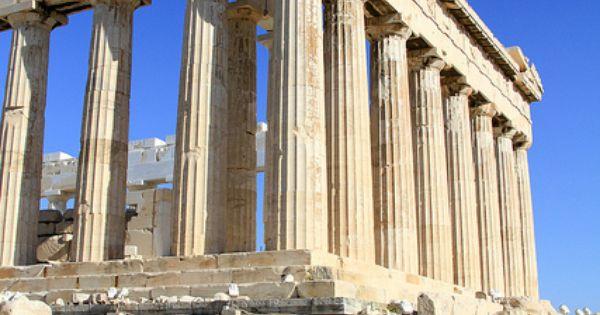 Parthenon - Athens (Greece)