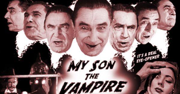 My Son The Vampire 1951 Halloween Songs Halloween Music Halloween Playlist