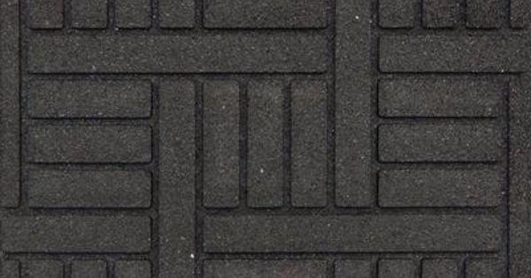 Multy Home 18x18 Porter Black Mt5001174 Home Depot Canada Home Depot Concrete Pavers Patio Tiles