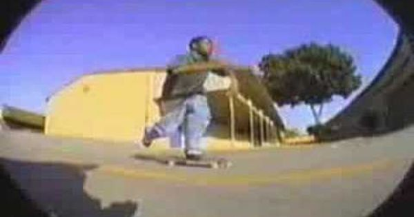 Blind 20 Shot Sequence 1993 Skateboard Fashion Long Lost Friend Sequencing