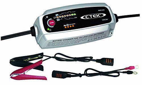 Ctek Mxs 5 0 Autobatterie Ladegerat 12 V Ctek Auto Motorrad Pkw Bike Ersatzteile Ersatzteil Zubehor Be Autobatterie Ladegerat Auto Batterie Batterie Ladegerat
