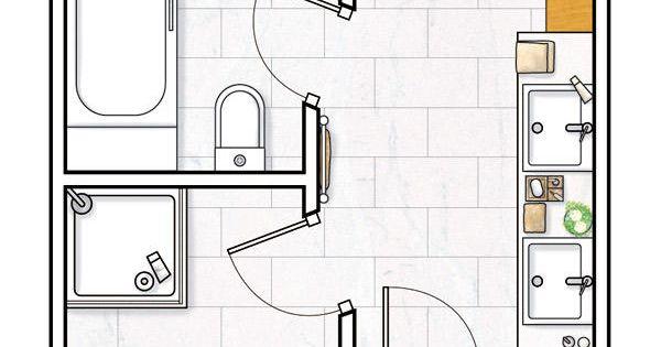 Planos de cuartos de ba o peque os buscar con google banheiros medidas t cnicas pinterest - Planos de cuartos de bano ...