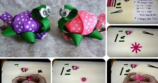 Come fare una tartaruga con il nastro tutorial casa for Oggetti per tartarughe