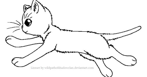 warrior cats coloring pages starclan - photo#11