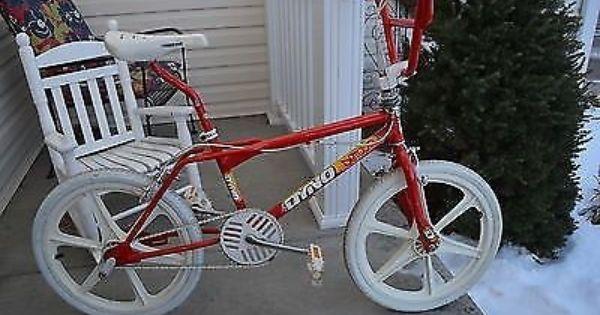 Detour 1987 D-Tour Decal Stickers OLD SCHOOL BMX