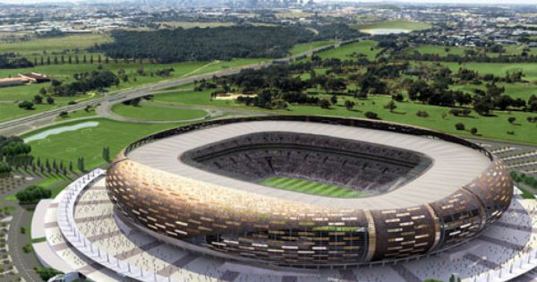 Soccer City Stadium Johannesburg South Africa For Visit Hire A