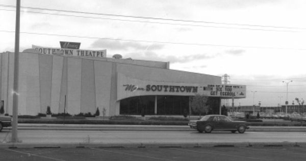 Southtown Movie Theater Bloomington Mn Mann Southtown Theater Built In 1960s Was Architecturally Minnesota Life Bloomington Feeling Minnesota