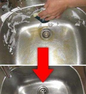 Limpiador Casero Para Limpiar La Grasa Pegada De La Cocina Muy Eficaz Y Economico Limpiadores Caseros Limpieza Trucos De Limpieza
