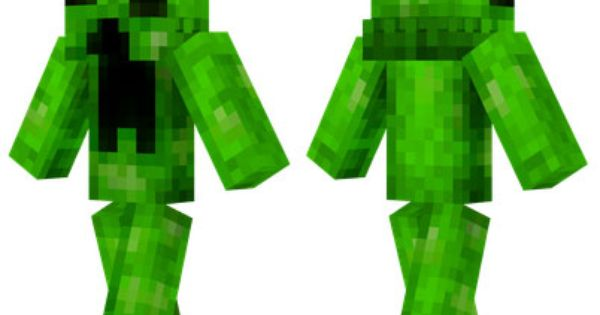 the grim creeper skin for minecraft pe http