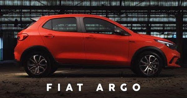 Fiat Argo 1 8 Hgt Automatico Teste Webmotors Youtube Carros