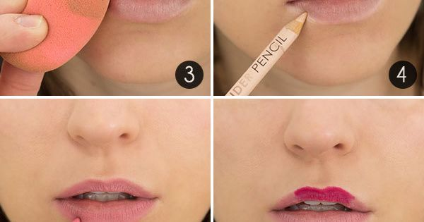 Make Your Lip Color Last: The Secret to Long-Lasting Lipstick - Feel like your lipstick is always running out on you? Want it to hang out a little longer? Here are 9 steps to lock those lips into place!
