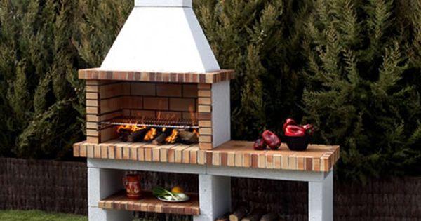 Churrasquera de patio decorando mi hogar pinterest for Decorando mi hogar