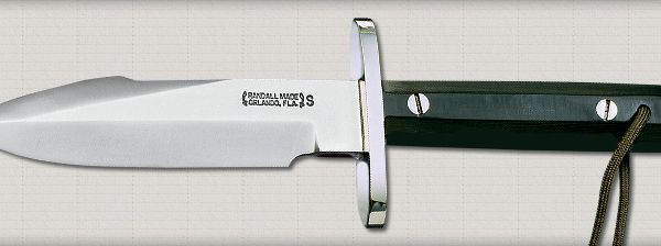 Survival Knife For Astronauts By Randall Made Knives This