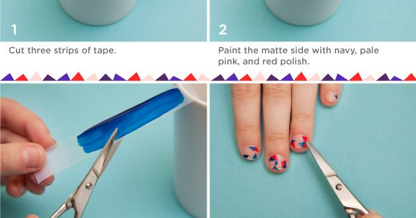 DIY - Marc Jacobs manicure tutorial.