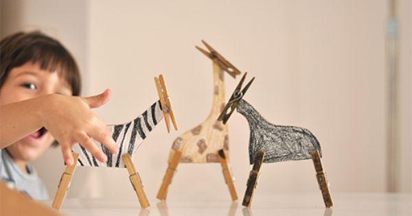 Super fun craft ideas for kids.... or me
