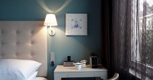 Slaapkamer Hotel Stijl : Room NL Hotel Museumplein slaapkamers ...