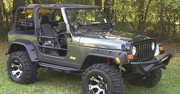 Hello From Louisiana 2000 Jeep Wrangler Tj 2000 Jeep
