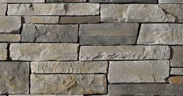 Cultured stone echo ridge country ledgestone colour swatch for Boral siding cost