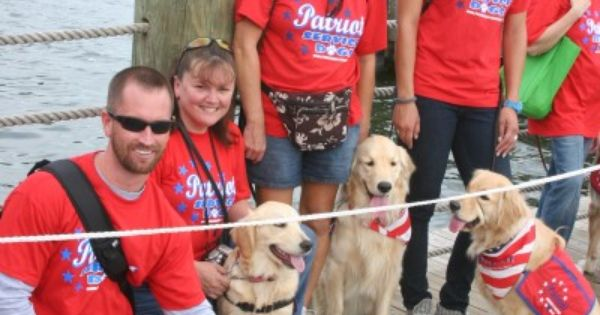 Patriot Service Dogs, Inc is a 501(c)(3) organization dedicated to ...