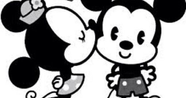 Mickey Y Minnie Mouse Wallpaper Blanco Y Negro Buscar Con Google Disney Pinterest