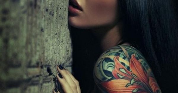 Hot Girls with Tattoo Sleeves | ... sexy sleeve tattoo girl iphone