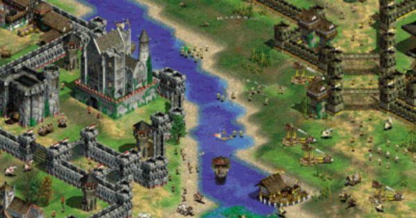 Postmortem Ensemble Studio S Age Of Empires Ii Age Of Kings Jogos