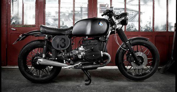Blitz Motorcycles Bikes BMW R1007 Lucky13