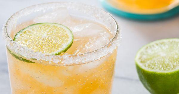 Fresh Cantaloupe Margarita   Recipe   Refreshing summer ...