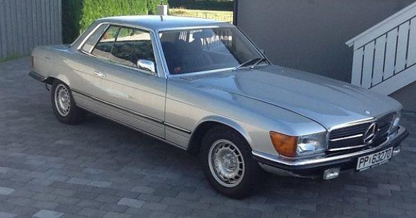 Mercedes benz cl 450 slc 1975 145 000 km kr 95 000 for Mercedes benz cl 450