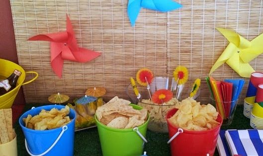7 ideas para una fiesta en la piscina pool party ideas - Ideas para cumpleanos en piscina ...