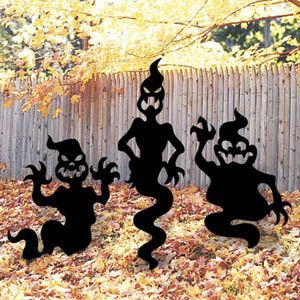 Halloween Yard Displays Halloween Lawn Halloween Yard Art