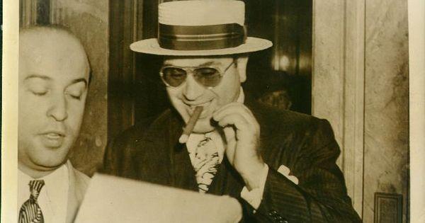 Alphonse Gabriel Capone Summary Paper