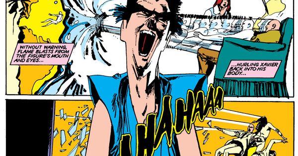 The New Mutants N°26 (1985) - Art by Bill Sienkiewicz ...