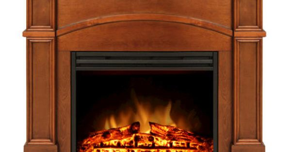 Muskoka 174 Oberon Electric Fireplace At Menards Things I