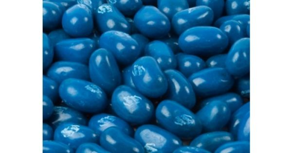 The Best Blue Jelly Beans