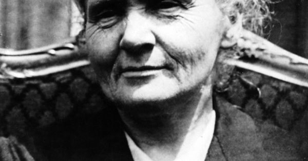 Marie Curie, née le 7 novembre 1867 à Varsovie, décédée le