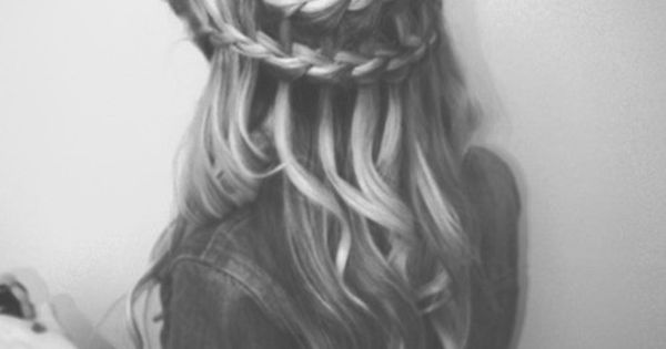 waterfall braids x2