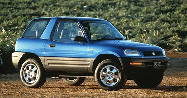 Check Out The 1996 Toyota Rav4 So Different From The 2014 Toyota Suv Toyota Rav4 Sport Toyota Rav4 Suv