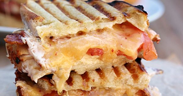 Chicken bacon ranch, Chipotle chicken and Paninis on Pinterest
