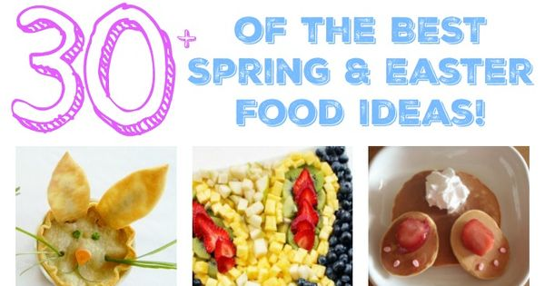 Classroom Breakfast Ideas : The best spring easter food ideas class party