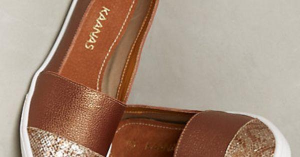 Kaanas Serengeti Python Sneakers #anthrofave #anthropologie.com