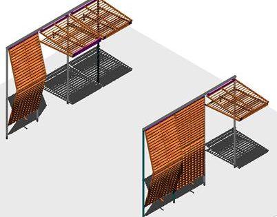 Celosias moviles de madera buscar con google circuito - Celosias de madera ...