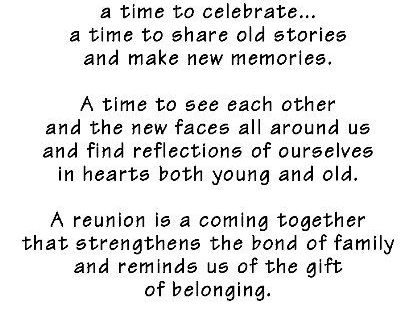Reunion Quotes And Sayings: MACHADO FAMILY REUNION: