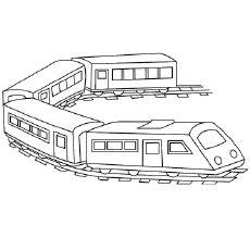 Top 26 Free Printable Train Coloring Pages Online Paginas Para Colorir Meios De Transporte Desenhos Para Colorir